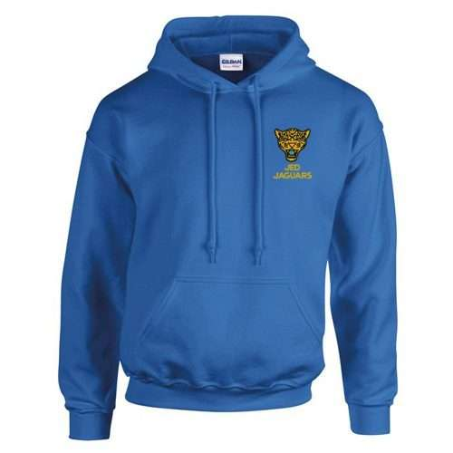 Jed Jags Adults Hoodie