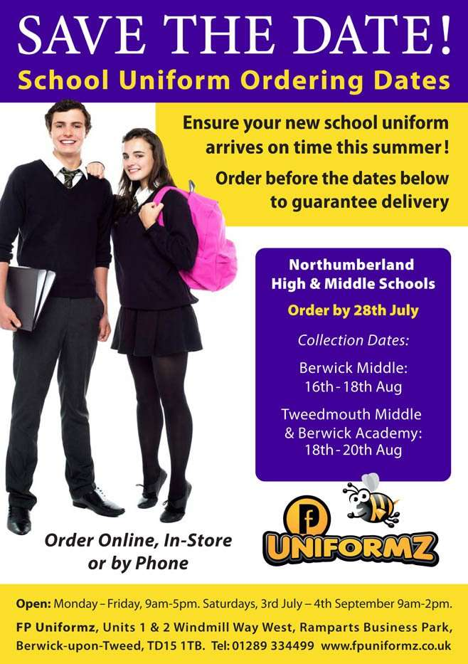 Berwick Tweedmouth Middle Academy
