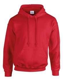 Heavy Blend Hooded Sweatshirt RED