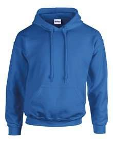 Heavy Blend Hooded Sweatshirt ROYAL BLUE