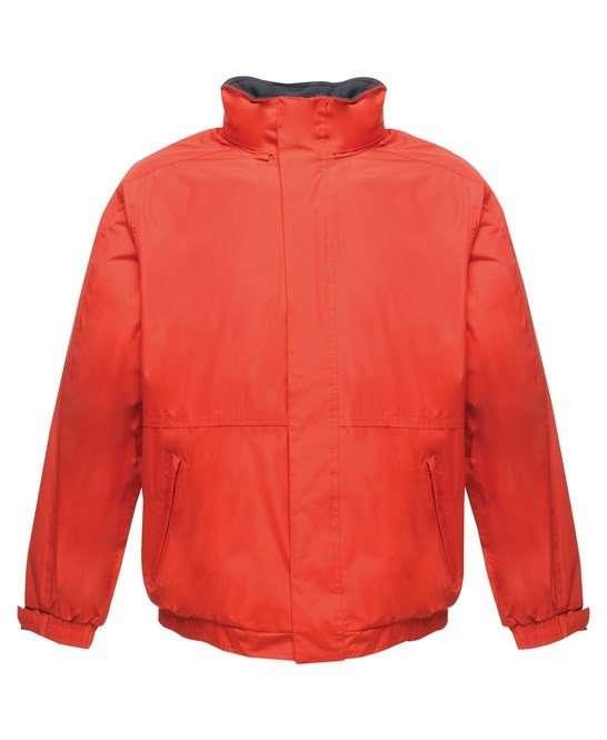 Waterproof Dover Jacket CLASSIC RED/NAVY
