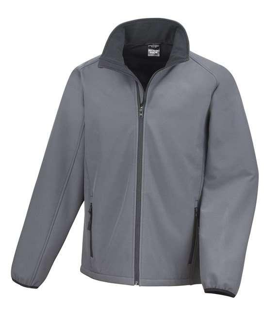 Softshell Jacket CHARCOAL/BLACK