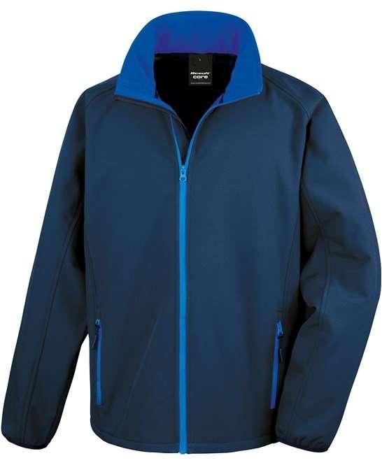 Softshell Jacket VIVID NAVY/ROYAL