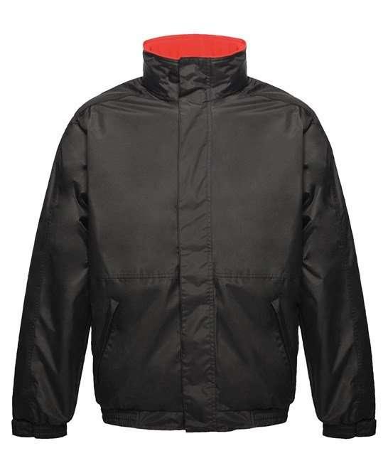 Waterproof Dover Jacket CLASSIC BLACK/RED