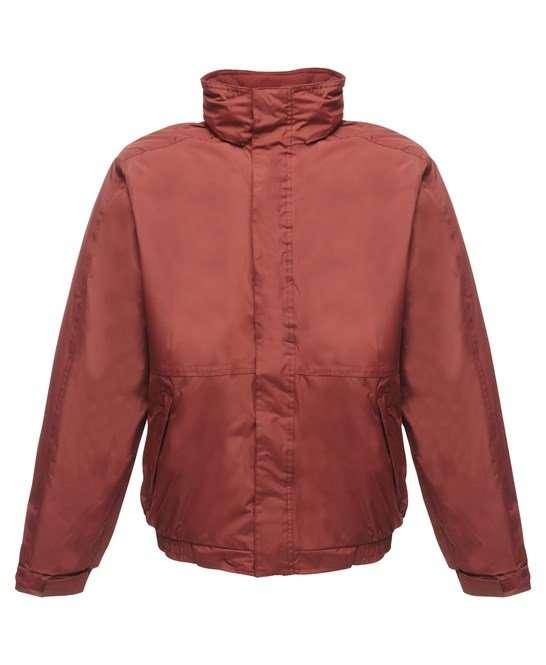 Waterproof Dover Jacket BURGUNDY/BURGUNDY