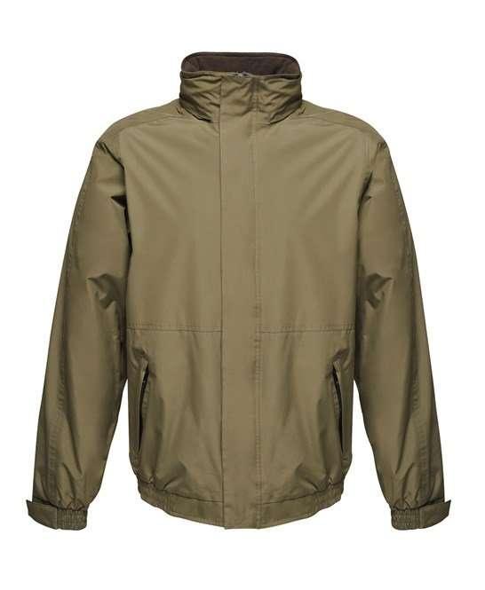 Waterproof Dover Jacket DARK KHAKI/BLACK