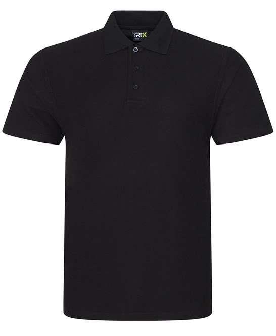 Pro Poloshirt BLACK