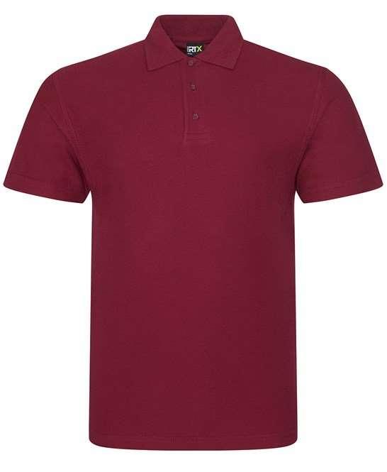 Pro Poloshirt BURGUNDY