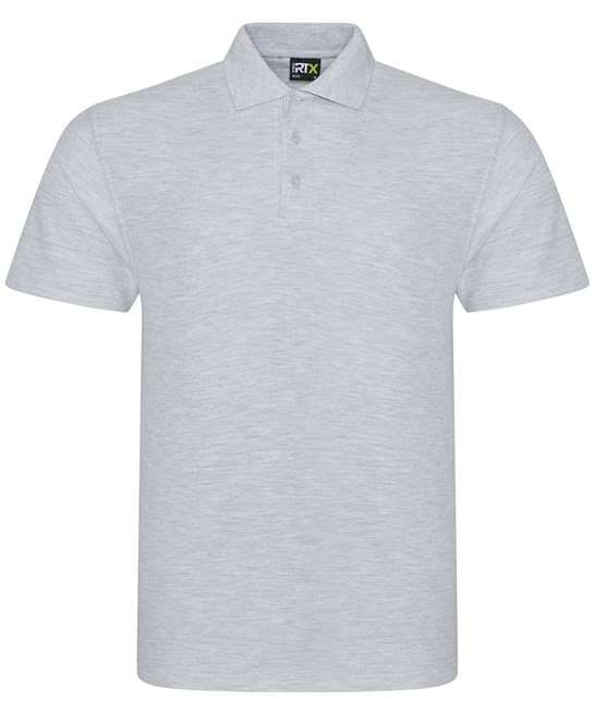 Pro Poloshirt HEATHER GREY